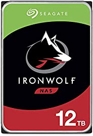 Seagate IronWolf NAS 内置硬盘ST12000VNZ008/N0008  IronWolf HDD 12TB