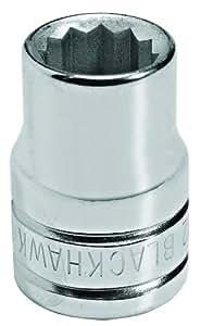 Expert E117056 12 点 13 毫米驱动插座,1/2 英寸