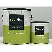 Recover LOR 油漆 * 再生内部乳胶涂漆墙面 Interior - Wheat 1 加仑 RECWHEATINT20