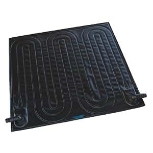 Blue Wave SolarPro EZ Mat Solar Heater for Above Ground Pools 黑色