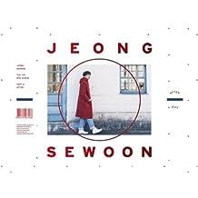 Jeong Sewoon - [After] 1st Mini Album Part.2 Day Ver CD+Bromide(On)+Photobook+Card K-POP SEALED 【亚马逊海外卖家】
