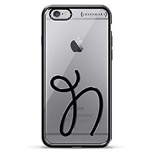 luxendary 保护套 BLACK INITIAL N4 DESIGN iPhone 6 Plus 5.5 Inch