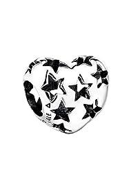 Pandora 潘多拉 丹麦品牌 手链串珠镂空璀璨之星925银791393