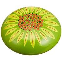 匹配技术 柔软树脂纽扣 Beep Sunflower 绿色 [螺纹类型]