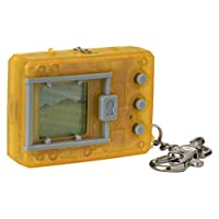 Digimon 万代 Original Digivice 虚拟宠物怪兽-半透明黄色