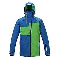 阿尔派妮 秋冬男士PTX防水单板双板自由式滑雪服冲锋衣 653蓝色 180