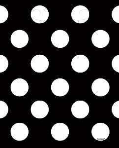 Black Polka Dot Favor Bags, 8ct