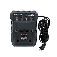 Ridgid 正品 OEM R86092 双化学 18V 锂/NiCad 电池充电器