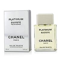 Chanel 香奈儿 白金男性淡香水喷雾 100ml/3.4oz