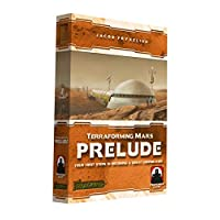 Terraforming Mars Prelude Expansion Board Game Stronghold Games SG7202