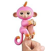 fingerlings 婴儿猴子–互动玩具 WowWee