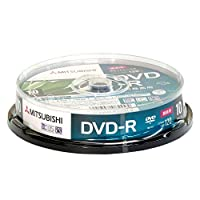 三菱化学媒体 一次录像用 3次 CPRM 120分钟 202004VHR12JP10SD1-B  10枚(スピンドル)