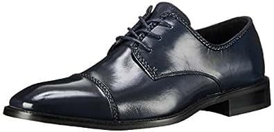 Stacy Adams Brayden 男士牛津鞋 *蓝 8.5 M US