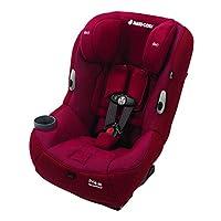 (跨境自营)(包税) 美版Maxi-Cosi迈可适儿童安全座椅Pria 85 Special Edition Ribble Knit Convertible-新德里红