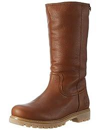 Panama Jack 女 中筒靴 Bambina B11(亚马逊进口直采,西班牙品牌)