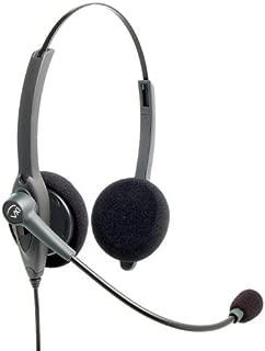 VXi 202777 Passport 21P 头戴式双声道的 耳机带 N/C 麦克风