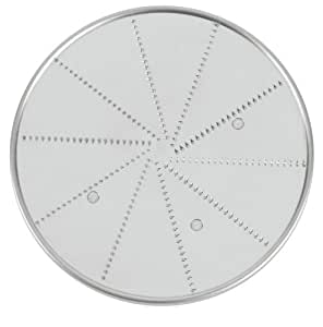 Waring Commercial WFP113 Food Processor Fine Grating Disc, 5/64-Inch