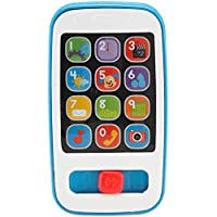 Fisher-Price Laugh & Learn Smart Stages 手机,蓝色