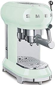 Smeg ECF01PGEU 浓缩咖啡机/咖啡机 粉彩*