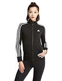 adidas 阿迪达斯 女式 针织夹克 S97427