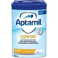 Aptamil 爱他美 Comfort 婴儿奶粉 适用于初生婴儿,单罐装(1 x 800g)