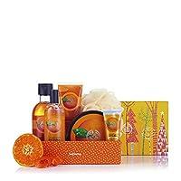 The Body Shop Shower Gel (Packaging May Vary) 无核小蜜橘 Gift Set - Medium