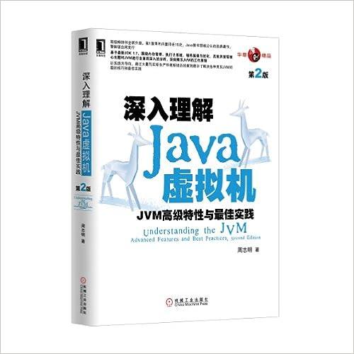 深入理解Java虚拟机JVM高级特性与最佳实践
