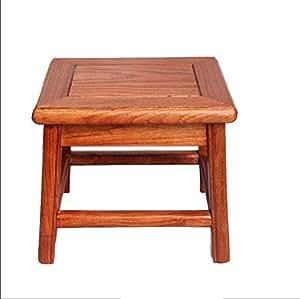 龙上龙 红木小板凳小长方凳全实木矮凳儿童凳纯榫卯工艺换鞋凳木凳 非洲花梨木