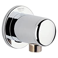 Grohe 28672000 壁装式灯管,Starlight Chrome