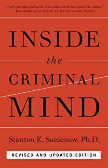 """""""Inside the Criminal Mind: Revised and Updated Edition (English Edition)"""",作者:[Stanton E. Samenow]"""