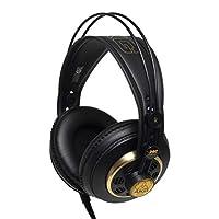 AKG Pro Audio K240 STUDIO 半开放式专业录音室耳机
