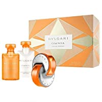 Bvlgari Omnia Indian Garnet 3 Piece Gift Set