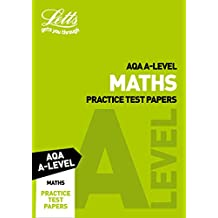 Letts A-Level Revision Success – AQA A-Level Maths Practice Test Papers (English Edition)