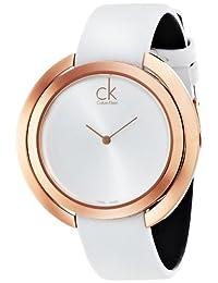 Calvin Klein 卡尔文克莱恩 美国品牌 瑞士制造 石英女士手表 K3U236L6 (亚马逊进口直采)