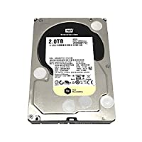 Western Digital HDD WD2000FYYZ 企业 2TB SATA 6Gb/s 7200rpm 64MB 缓存裸机驱动器 (WD2000FYYZ)