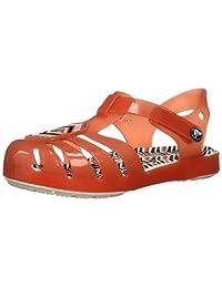 Crocs 儿童 Drew Barrymore Isabella 凉鞋