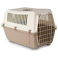 MP Bergamo 02537 Vision Classic 猫和宠物运输盒 60 厘米 摩卡