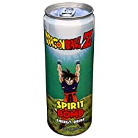Dragonball Z Spirit Bomb 12 盎司能量饮料