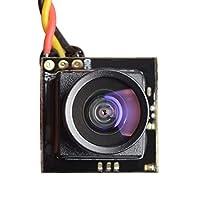 AKK 600TVL 120 度 NTSC 迷你 FPV 摄像机 适用于 RC 无人直升机