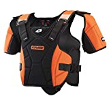 EVS Sports 黑色/橙色 SV1R 竞赛保护滑雪背心 中号/大号 橙色 SV1R-M/L