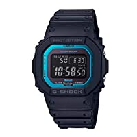 Casio 卡西欧 男式数字手表树脂带 GW-B5600-2ER