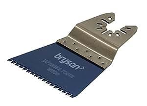 Bryson Trade 系列日本齿状木刀片 - 63mm