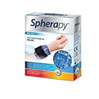 Innoliving 垫 温暖/冷 适用于手腕 SPHERAPY MD-566 MEDIFIT,蓝色,M