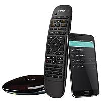 Logitech Harmony Home Control 8 个家庭娱乐和自动化设备915-000239 Harmony Companion 遥控器 1