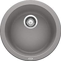 BLANCO 513382RONDO 单水槽 silgranit II DROP IN Bar 水池1711/ 11英寸 x 1711
