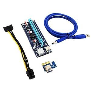 PCI-Express 16x 立板卡 90 度直角竖板适配器卡 1U 2U 1 包