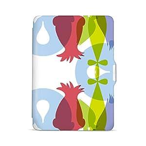 Trolls魔发精灵定制款保护套,魔发空间(适用于第七代Kindle Paperwhite电子书阅读器)