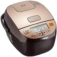 ZOJIRUSHI 象印 电饭煲 微电脑类型 烹饪 黑色厚锅 适合一个人用 棕色 NL-BB05AM-TM 3合(约 0.54L)
