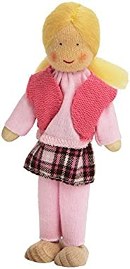 Käthe Kruse Waldorf Flexible Doll Mother Lilli 3 years to 6 years Biegepuppe Mutter Lilli