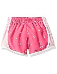 Nike 耐克女童速干短裙 Fuchsia/Pink/White 4T